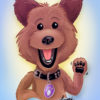 Hacker T Dog cbeebies cartoon