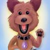 Hacker T Dog cbeebies cartoon
