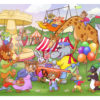 victory jigsaw puzzle animal fair douggy pledger