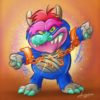 my pet monster cartoon